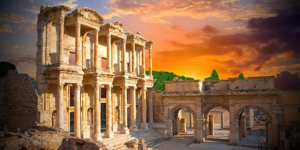 Ephesus Ancient City (Efes Antik Kenti) Izmir