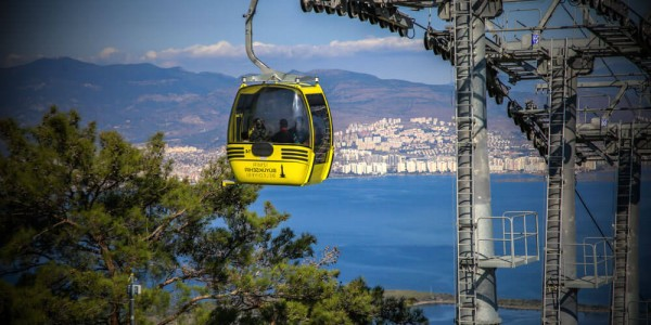 Izmir Cable Car (Teleferik) – Come and See Shining sight of izmir